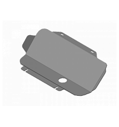 Защита картера и радиатора Great Wall Hover H5 13104