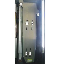 Защита топливного бака Ford F-150 30711