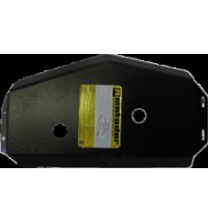 Защита топливного бака Suzuki Grand Vitara 12403