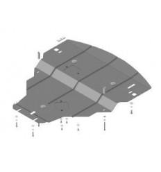 Защита картера Infiniti M 08005