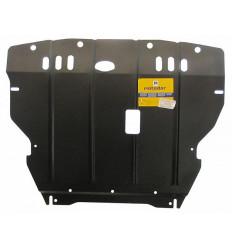 Защита картера и КПП Smart Forfour 05502