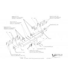 Фаркоп на Volkswagen Crafter W/049