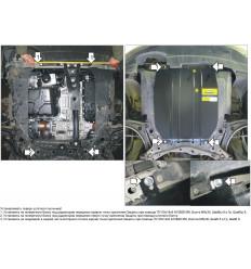 Защита картера и КПП Jeep Liberty 05201