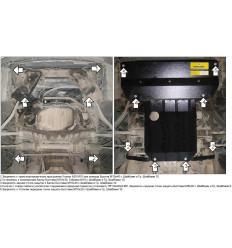 Защита картера и КПП Lexus LS 05003