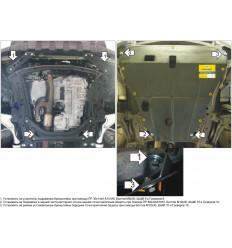 Защита картера и КПП Acura MDX 03401