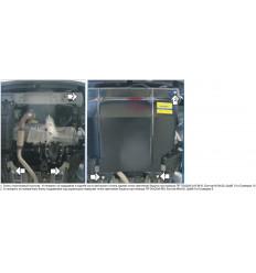 Защита картера и КПП ЗАЗ Sens 03026