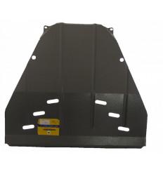 Защита картера и КПП Chevrolet Rezzo 03022