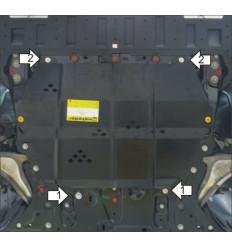 Защита картера и КПП Volvo XC60 02621