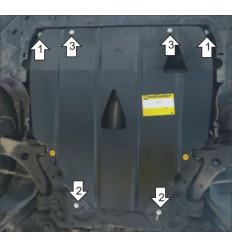 Защита картера и КПП Volvo V40 Cross Country 02620