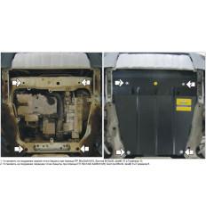 Защита картера и КПП Volvo XC90 02619