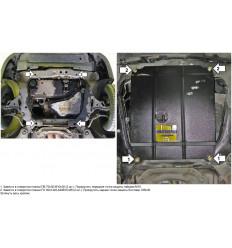 Защита картера и КПП Volvo S80 02607