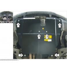 Защита картера и КПП Volvo S40 02606