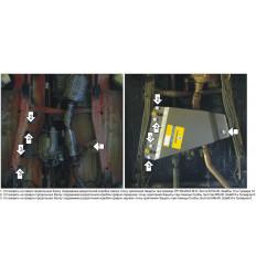 Защита РК Suzuki Jimny 02409
