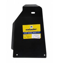 Защита КПП Subaru Impreza 02225