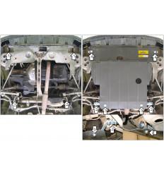 Защита картера и КПП Honda Accord 00803