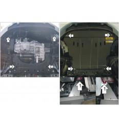 Защита картера и КПП Ford Fiesta 00739