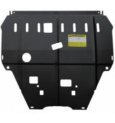 Защита картера и КПП Citroen C4 Grand Picasso 00413