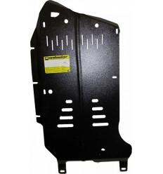 Защита КПП и РК BMW X1 00227