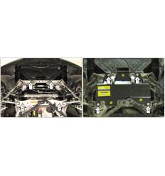Защита гидроусилителя руля BMW 3-Series 00213