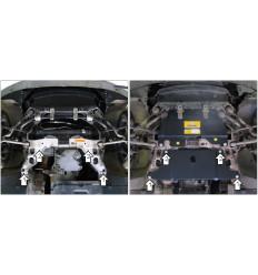 Защита картера BMW 1-Series 00210