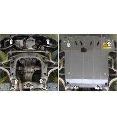 Защита картера и КПП Audi A4 00122