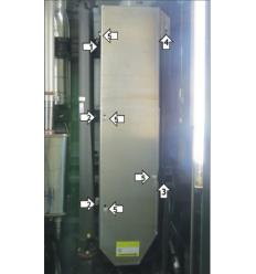 Защита топливного бака Dodge RAM 32902