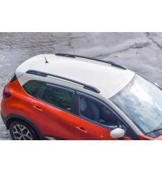 Рейлинги на крышу Renault Kaptur 07040802