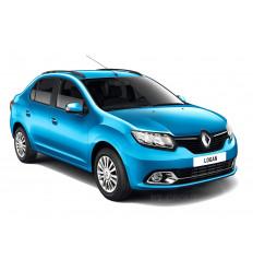 Рейлинги на крышу Renault Logan 07030602