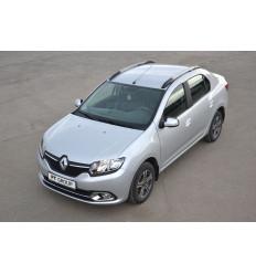 Рейлинги на крышу Renault Logan 07030601