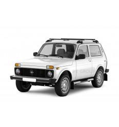 Рейлинги с поперечинами на крышу Lada (ВАЗ) Niva 01210702