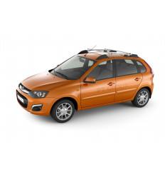 Рейлинги с поперечинами на крышу Lada (ВАЗ) Kalina 01190703