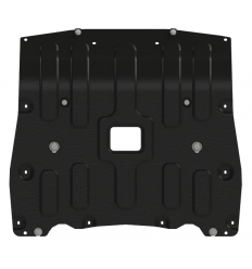 Защита радиатора BMW X5 03.4398