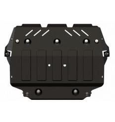 Защита КПП Audi 100 02.0672