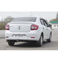 Фаркоп на Renault Logan 07031501