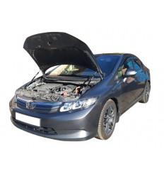 Амортизатор (упор) капота на Honda Civic 04-05