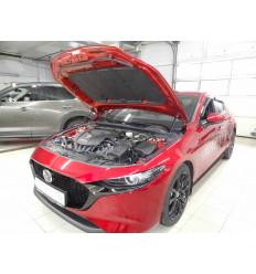 Амортизатор (упор) капота на Mazda 3 KU-MZ-0304-00