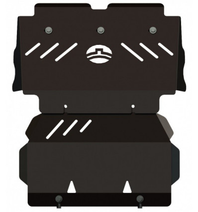 Защита картера для Great Wall Hover 28.1245