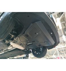 Защита картера и КПП Hyundai Sonata 10.4463