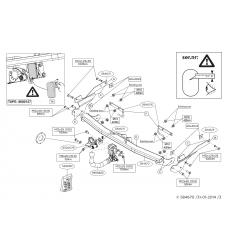 Фаркоп на Mazda 3 584600