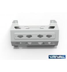 Защита глушителя Jeep Wrangler 333.2750.1