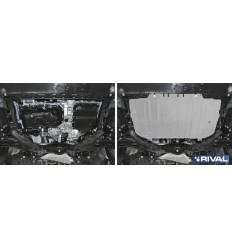 Защита картера и КПП Mazda CX-9 333.3825.1