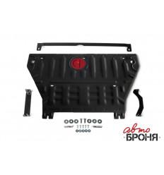 Защита картера и КПП Mazda 3 111.03828.1
