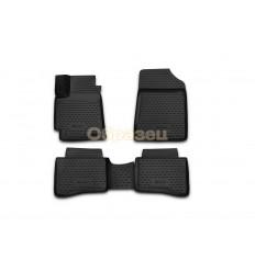 Коврики в салон BMW X5 KVEST3D02008210k