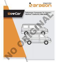 Фаркоп на Volkswagen Transporter, Multivan, Caravelle E6706CA