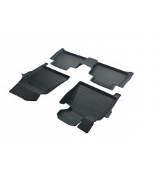 Коврики в салон BMW X6 3D.BM.X.6.19G.08X06