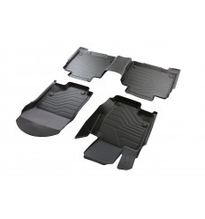 Коврики в салон Mercedes-Benz GLS 3D.MB.GLS.19G.08X09