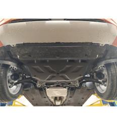 Защита картера и КПП Audi Q3 02.14k