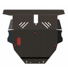 Защита картера и КПП для Byd F3 28.1259