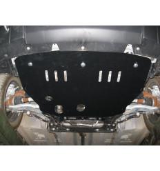 Защита картера и КПП Peugeot Partner Origin ALF0406st