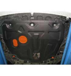 Защита картера и КПП Kia Rio X-Line ALF1048st